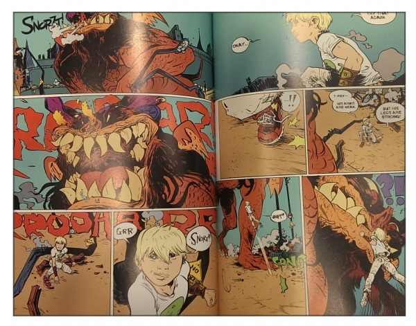 image from battling boy
